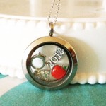 Mrs Alyssa Kinder Origami Owl Locket