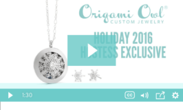 Origami Owl Jewelry Bar – The NEW January 2017 Exclusives!
