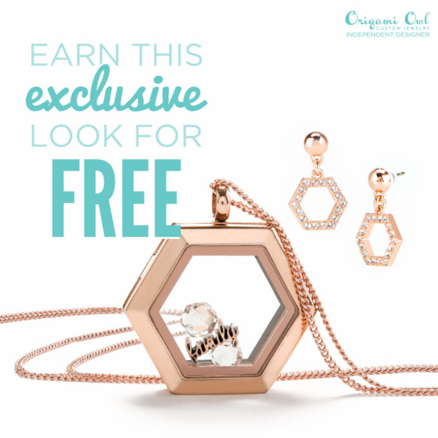 Summer Origami Owl Hostess Exclusive 2016