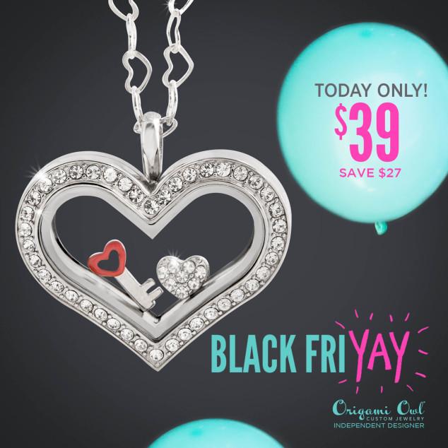 Key to My Heart Origami Owl Black Friday Jennylou -2