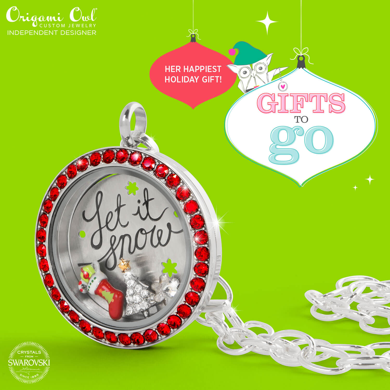 Origami Owl Gifts to Go