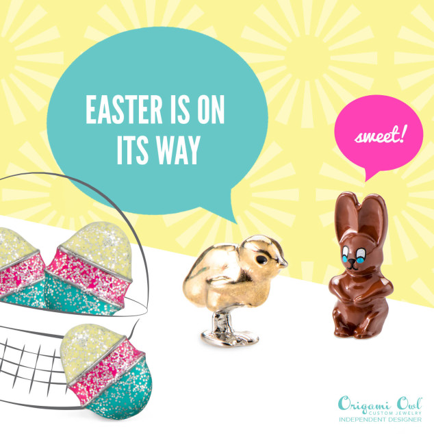 Easter is on its way