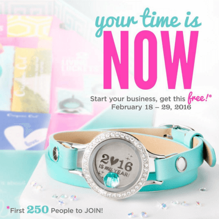 Free Aqua bracelet Origami Owl 2016 is my year