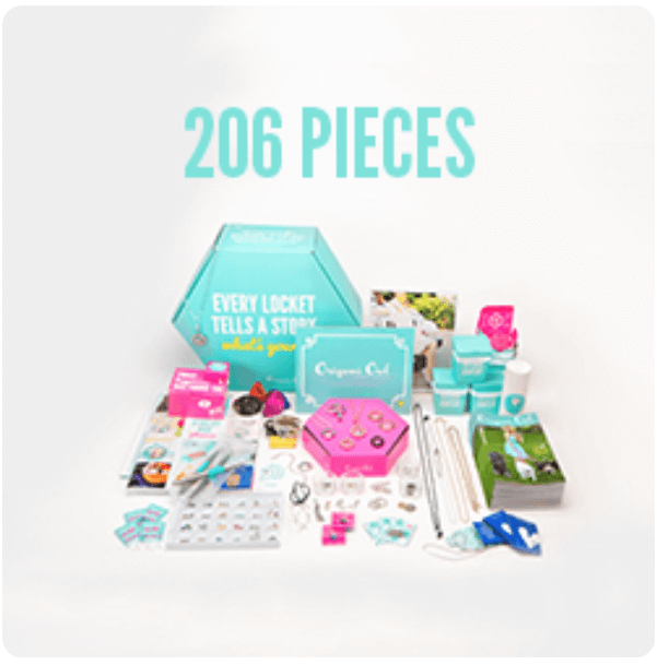 Origami Owl 399 Signature Success Kit 1700 Spring 2016