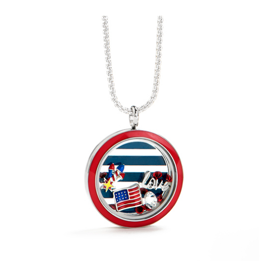 Celebrate the 4th Origami Owl