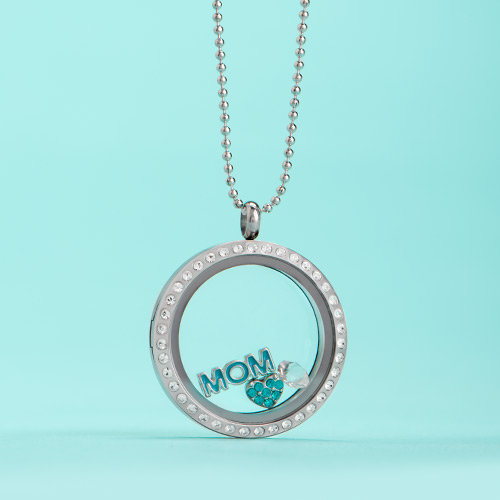 I Heart Mom Origami Owl 19