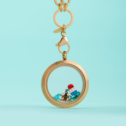 Summer Family Fun Origami Owl $19