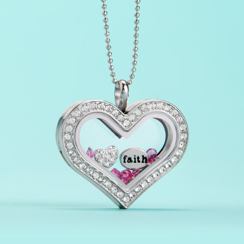 With Faith Comes Love Origami Owl 19