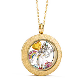 unicorn origami owl fall 2016