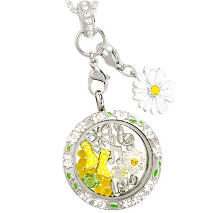 Ready-made locket ensembles for quick and easy shopping!