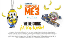 The Minions are Here {Despicable Me 3 + Origami Owl}