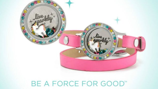 Live Sparkly Sets by Origami Owl for Sale July 18th