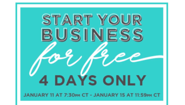 4 Days to Join Origami Owl for FREE!