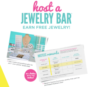 Origami Owl Jewelry Bar – The Hostess Exclusives!