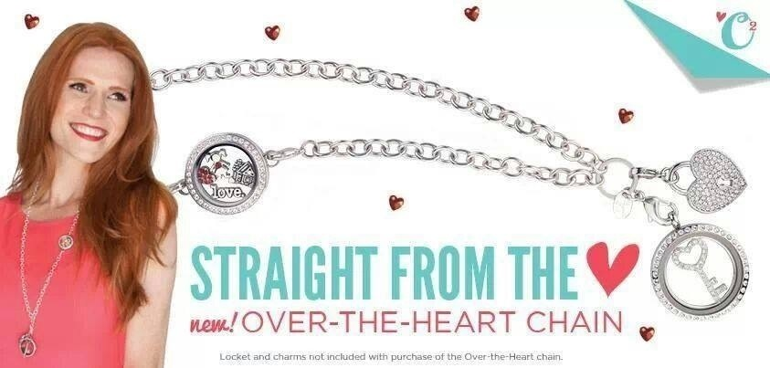 Over The Heart Link Chain And Link Bracelets Are Here San Diego