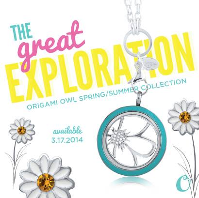 new charms amp more from origami owl arrives march 17 2014