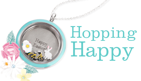 Hurry Hop In Origami Owl Presents Easter Charms San Diego