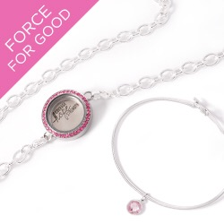 Origami Owl Review: Breast Cancer Awareness Locket | 250x250