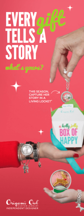 origami owl holiday christmas collection 2015 video