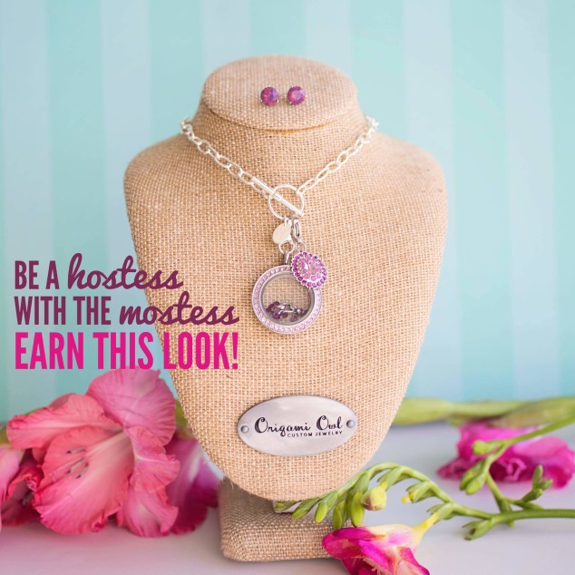 Origami Owl Party Is Free Jewelry Host Origami Owl