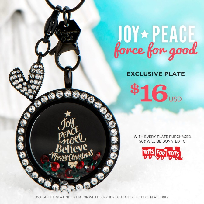 origami owl gives back to toys for tots � origami owl lockets