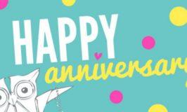 It's my 5 Year Anniversary + 2018 Goals w/ Origami Owl